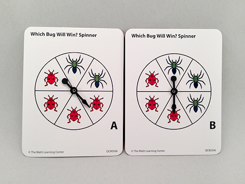 Which Bug Will Win? Spinner