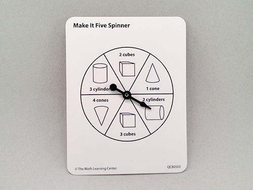 Make It Five Spinner