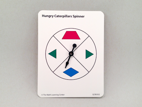 Hungry Caterpillars Spinner