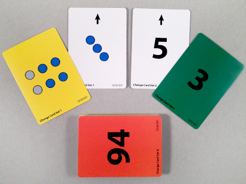 Change Cards Sets 1–4