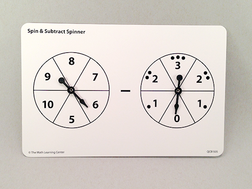 Spin & Subtract Spinner