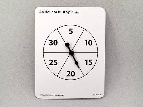 An Hour Or Bust Spinner
