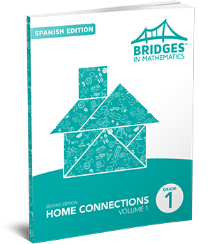 Bridges Grade 1 Home Connections, 2nd Edition, 5 copies (Spanish)