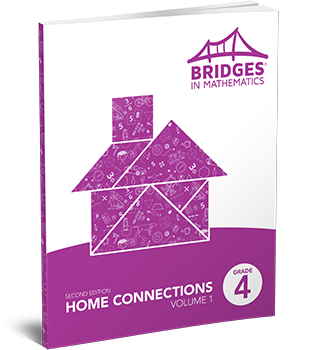 Bridges Grade 4 Home Connections, 2nd Edition, 5 copies