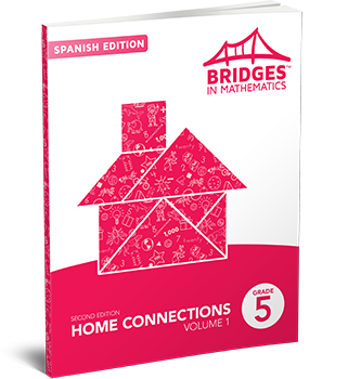 Bridges Grade 5 Home Connections, 2nd Edition, 5 copies (Spanish)