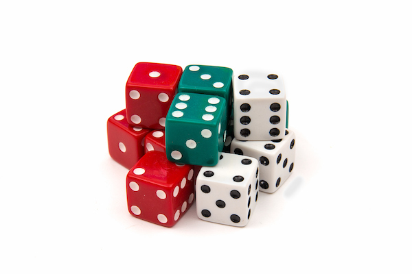 Dice, 6-sided