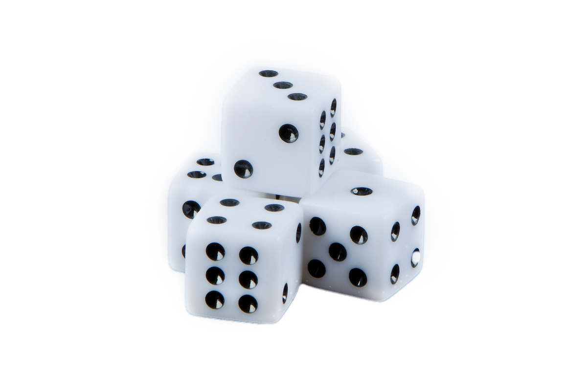 Dice Dotted 1–6