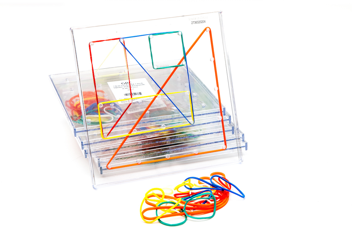 Geoboards and Geobands
