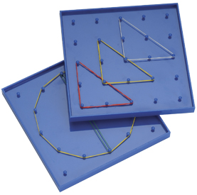 Geoboard, Double Sided (qty 15)