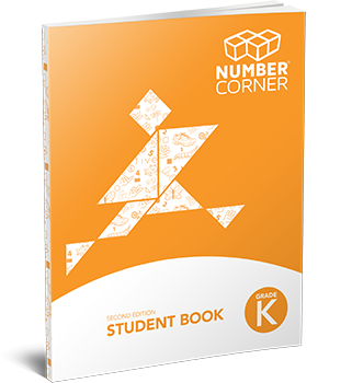 Number Corner Kindergarten Student Book, 2nd Edition, 5 copies