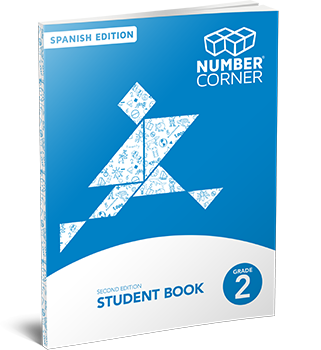 Number Corner Grade 2 Student Book, 2nd Edition, 5 copies (Spanish)