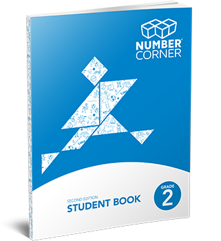 Number Corner Grade 2 Student Book, 2nd Edition, 5 copies