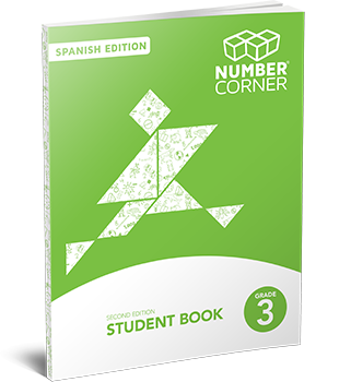 Number Corner Grade 3 Student Book, 2nd Edition, 5 copies (Spanish)