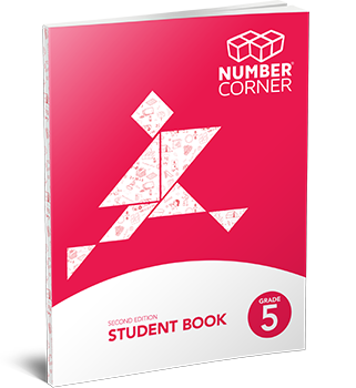 Number Corner Grade 5 Student Book, 2nd Edition, 5 copies