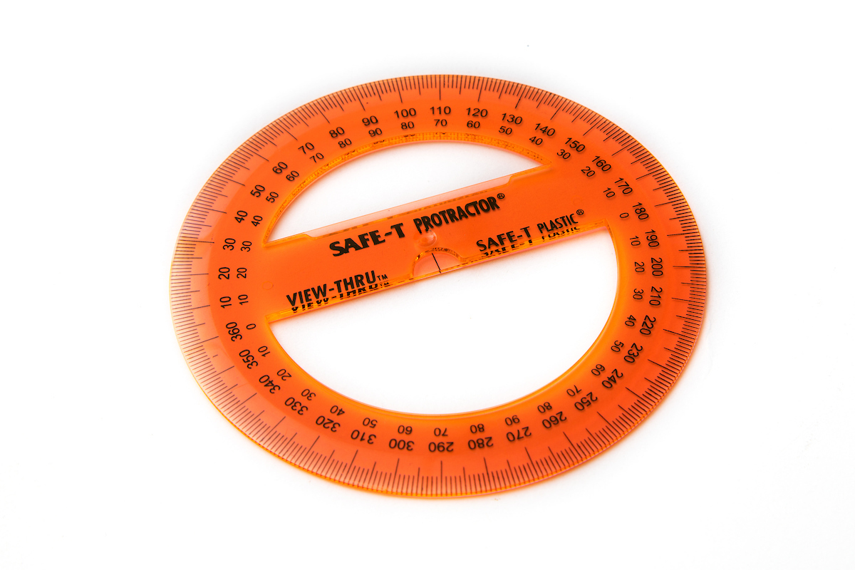 360 Degree Protractor