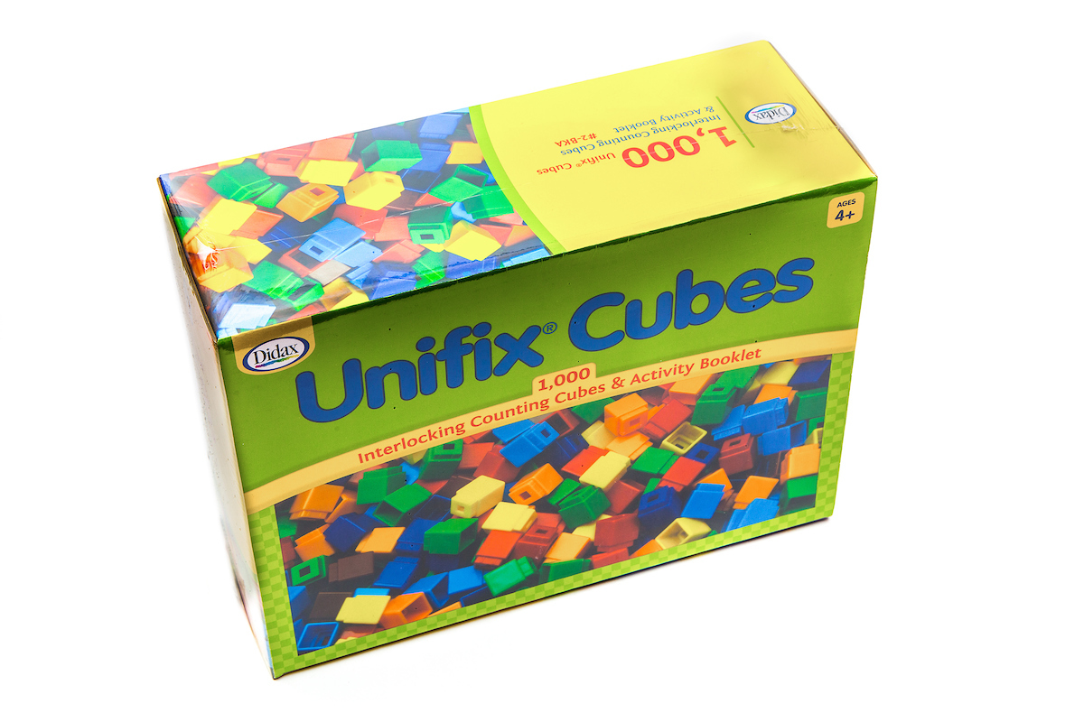 Counting & Sorting: Cubes