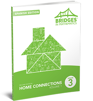 Bridges Grade 3 Home Connections, 2nd Edition, 5 copies (Spanish)