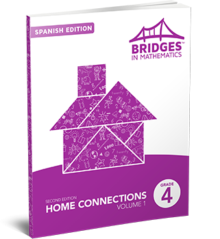 Bridges Grade 4 Home Connections, 2nd Edition, 5 copies (Spanish)