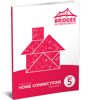 Bridges Grade 5 Home Connections, 2nd Edition, 5 copies