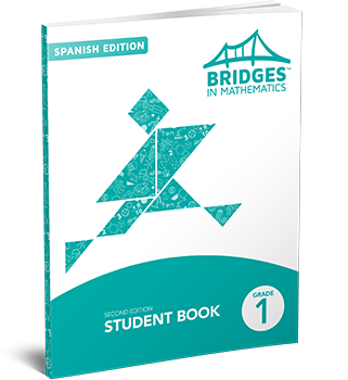 Bridges Grade 1 Student Book, 2nd Edition, 5 copies (Spanish)