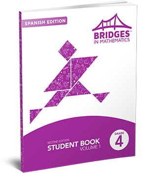 Bridges Grade 4 Student Book, 2nd Edition, 5 copies (Spanish)