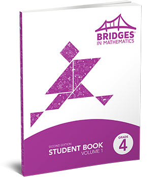 Bridges Grade 4 Student Book, 2nd Edition, 5 copies