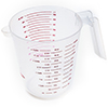 Measuring Cup, (1 Quart / 1 Liter)