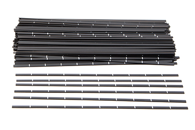 Large Linear Strips