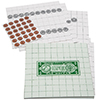 Money Value Pieces, Cardstock (qty 528)