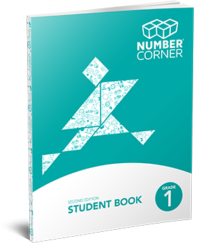 Number Corner Grade 1 Student Book, 2nd Edition, 5 copies