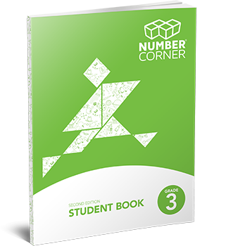 Number Corner Grade 3 Student Book, 2nd Edition, 5 copies